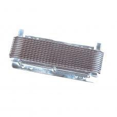 B&M Polished SuperCooler Automatic Transmission Oil Cooler 70265