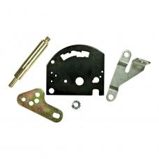 B&M Pro Stick Manual Transmission Shift Gate Plate And Lever 80713