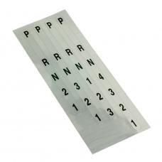 B&M Automatic Transmission Shift Indicator Window or Decal Reverse Pattern 80869