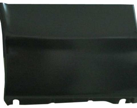 AMD Front Fender Lower Rear Repair Panel w/ Brace, LH 205-3068-L