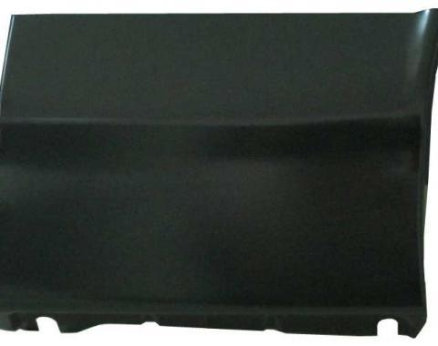 AMD Front Fender Lower Rear Repair Panel w/ Brace, RH 205-3068-R