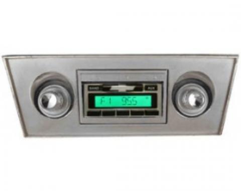Nova Stereo, USA-230, AM/FM, Custom Autosound, 1966-1967