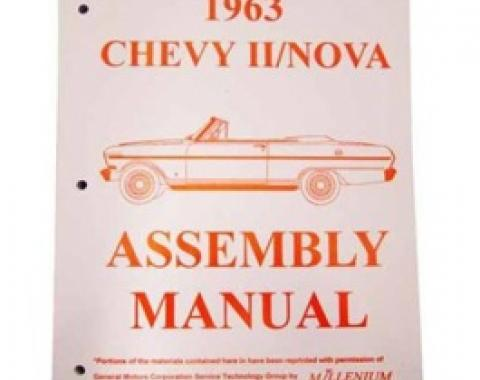 Nova Factory Assembly Manual, 1963