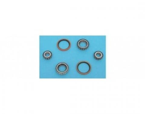 Nova Wheel Bearing & Seal Kit, Front, 1976-1978