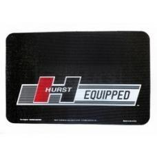 Fender Gripper® Cover, Black With Hurst Logo