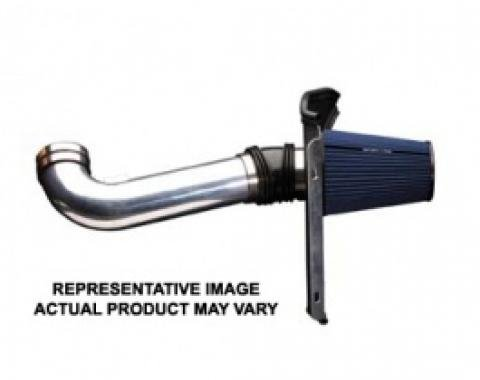 Nova Air Intake Kit, 4 Inch, LSX, Blue, 1964-1965