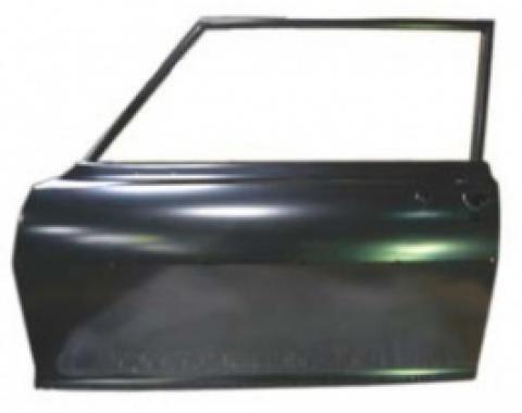 Nova Door Shell, Left Hand Side, W/ Window Frames, 2 Door Sedan, 1962-1965