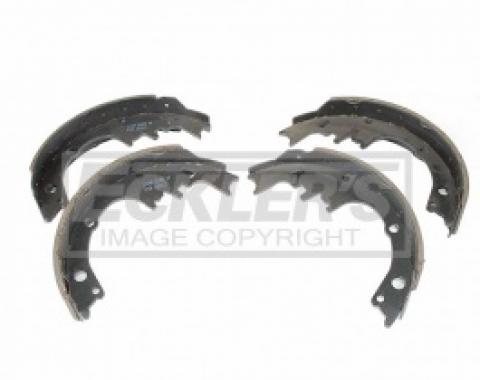 Nova Drum Brake Shoe Set, Rear, 1965-1979