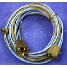 Nova Rear Seat Speaker Extension Wiring Harness, 1970-1975