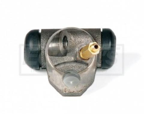 Nova Drum Brake Wheel Cylinder, 1 Bore, Right, Front, 1962-1963