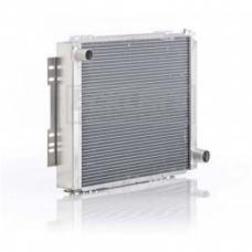 Nova Be Cool Eliminatior Radiator, Big Block, Aluminum, Manual Transmission, 1968-1971