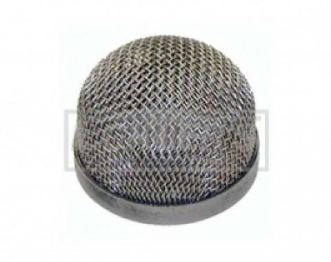 Nova And Chevy II Air Cleaner Flame Arrestor Cap, 1964-1972