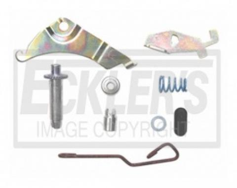 Nova AC Delco, Rear Brake Shoe Adjuster Kit, Left, 1979
