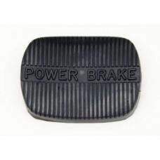 Nova Power Brake Pedal Pad, Manual Transmission, 1962-1967