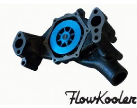 Nova FlowKooler High Flow Mechanical Water Pump, Small Block 5.0 Liter And 5.7 Liter, Long Style, 1977-1979