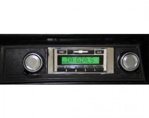 Nova Stereo, USA-230, AM/FM, Custom Autosound, 1968-1976