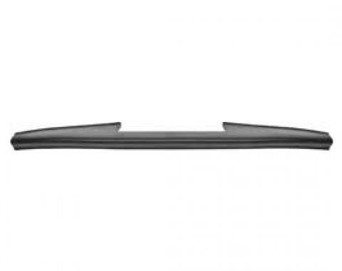 Nova Dash Pad, Black, 1963-1964