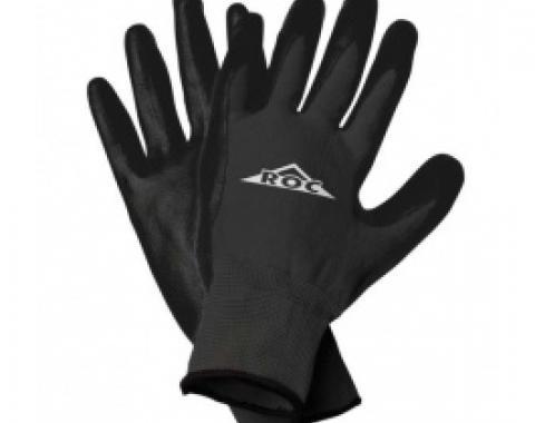 The ROC Work Gloves, Polyurethane Coated Palm