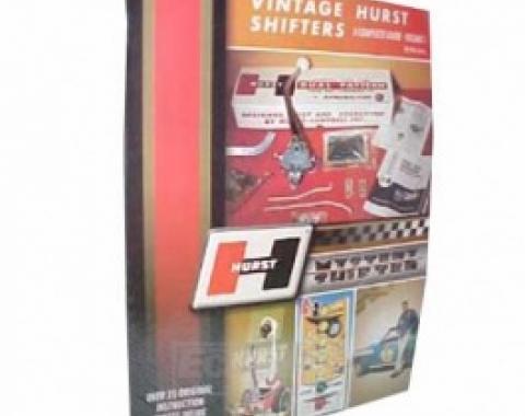 Vintage Hurst Shifter Guide, 1962-1979