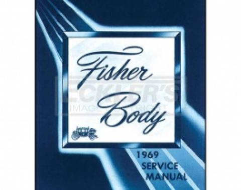 Nova Body By Fisher Service Manual, 1969