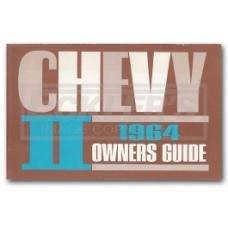 Nova Chevy II Owner's Manual, 1964
