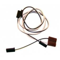 Nova Wiper Washer Motor Harness, For 2-Speed Wiper With Washer Pump, 1963