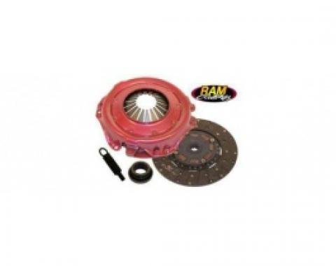 Nova Clutch Set, Small Block, Ram Clutches HDX, 1964-1979