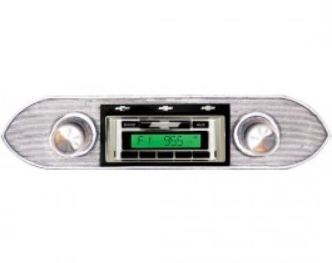 Nova Stereo, USA-230, AM/FM, Custom Autosound, 1962-1965