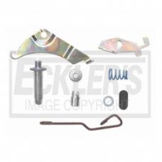 Nova AC Delco, Rear Brake Shoe Adjuster Kit, Left, 1979