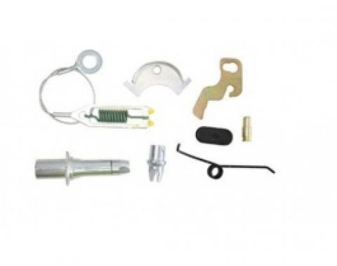 Nova Rear Brake Adjuster Kit, Right, 1965-1979