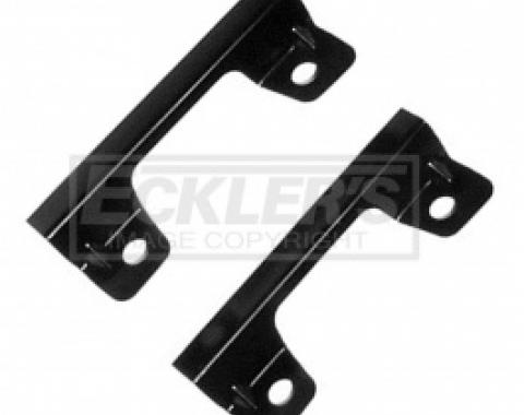Nova And Chevy II Hood Louver Brackets, Super Sport, 1968-1972
