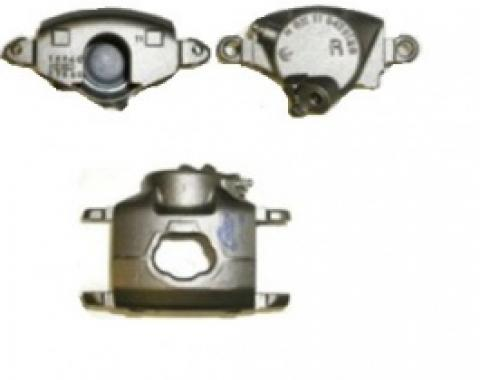 Nova Remanufactured Brake Caliper, Single Piston, Right Front, 1975-1976