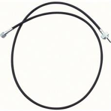 Nova Speedometer Cable, Thread-On, 55 Inch, Without Grommet, 1962-1969