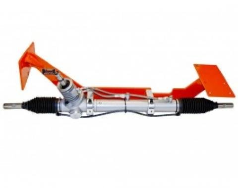 Nova Rack & Pinion, With Tilt Steering Column, Power Steering, Paintable Column, 1962-1967