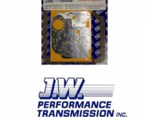 Nova TH350 Street Action Transmission Shift Improver Kit, JW Performance, 1968-1979