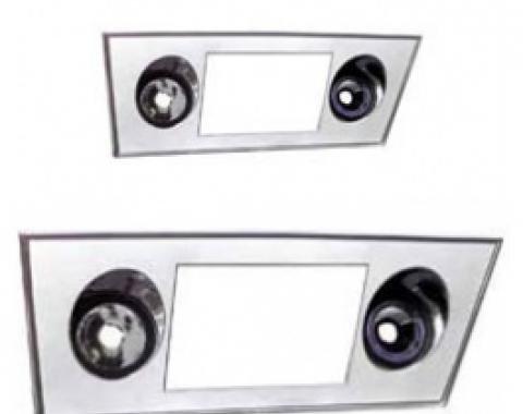 Nova Radio Bezel, 1966-1967