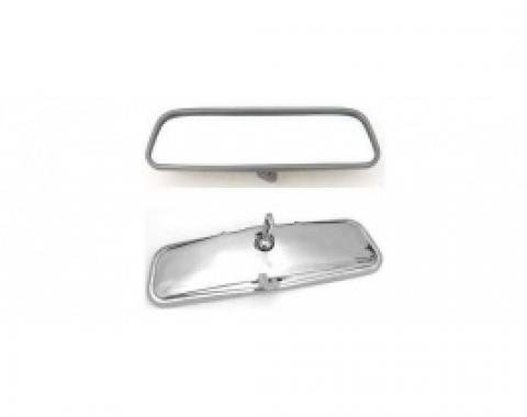 ChevyII-Nova Mirror, Inside Rear View, Day/Night, 1962-1967
