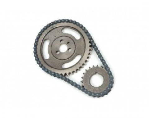 Nova Timing Chain & Gear Set, Small Block, Double Roller, 1967-1969