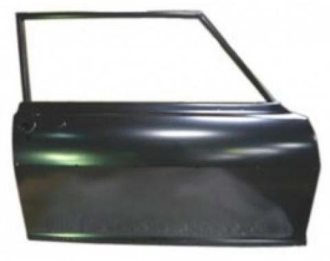Nova Door Shell, Right Hand Side, W/ Window Frames, 2 Door Sedan, 1962-1965