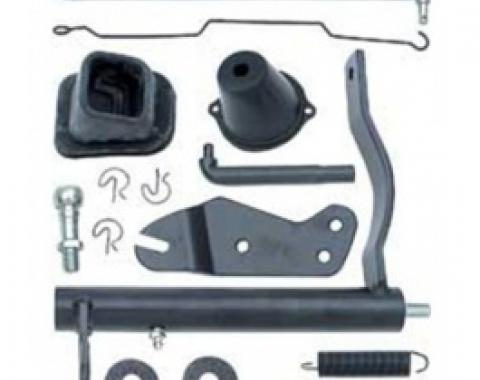 Nova Kit, Clutch Linkage, Small Block, 1968-1974