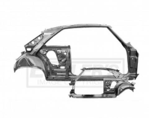 Nova And Chevy II Quarter Panel And Door Frame Assy, Right, 1966-1967
