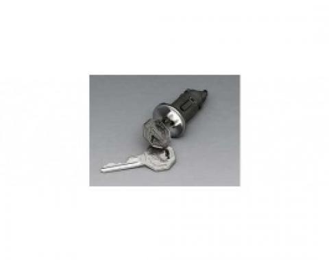 Nova Lock Cylinder, Ignition, With Original Style Keys, 1968
