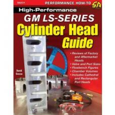 Book, High Performance GM LS-Series Cylinder Head Guide