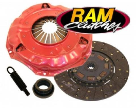 Nova Clutch Set, Big Block, Ram Clutches HDX, 1967-1970