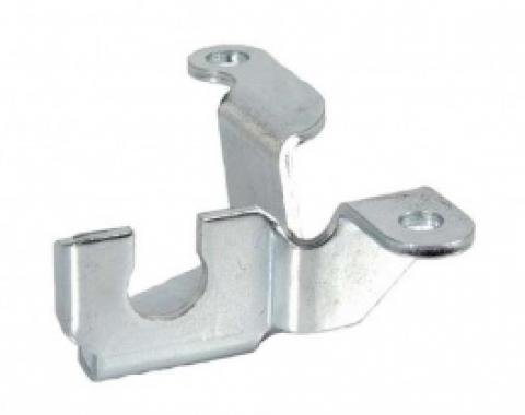 Nova Floor Shifter Cable Transmission Side Mounting Bracket, Automatic Transmission, Turbo Hydra-Matic 400 (TH400), 1968-1969