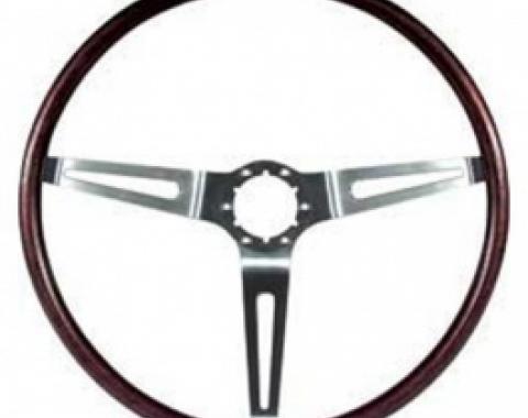 Nova Steering Wheel, Rosewood, 1969-1970