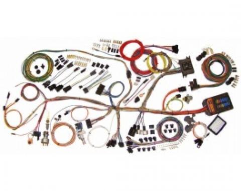 Nova Classic Upgrade Kit, Wiring Harness, 1962-1967