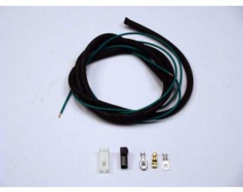 Nova Coolant Temperature Sending Unit Wiring Harness Kit, 1962-1975