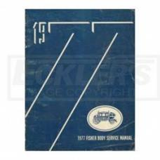 Nova Fisher Body Service Manual, 1977