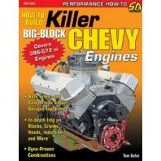 Book, How To Build Killer Big Block Chevy Engines